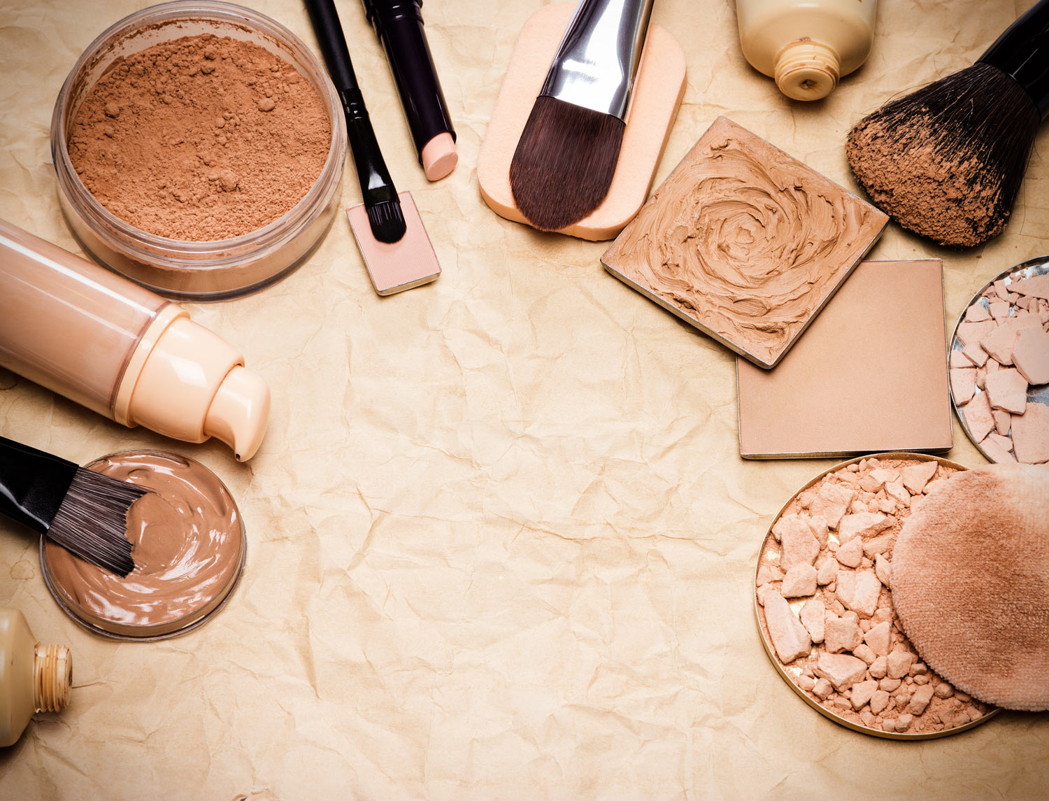 Makeup for Weddings - Foundation